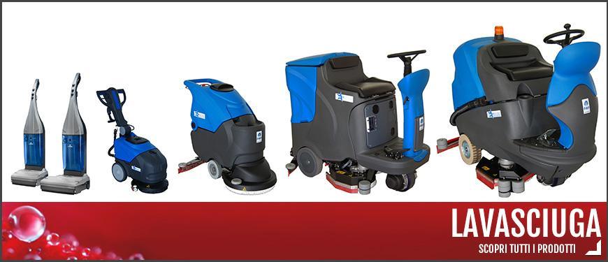 Vendita macchine per la pulizia industriale - Pulire cotto interno ...