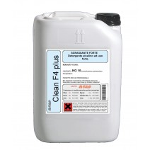 CLEAN F4 PLUS SGRASSANTE ULTRA FORTE 10 Kg