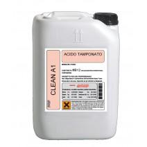 CLEAN A1 - ACIDO TAMPONATO - KG 12