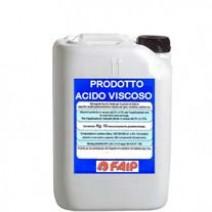 PRODOTTO ACIDO VISCOSO PER FACCIATE - KG 10