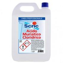 SCRIC ACIDO PURO 30% 4 X 5 LT