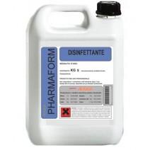 PHARMAFORM DISINFETTANTE - KG 5