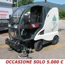 Spazzatrice stradale COCCINELLA 2SL4D (2578 v&p)