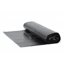 SACCO PLASTICA NERO GR.15 - 50X60 - 500 PZ