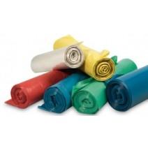 SACCO PLASTICA TRASPARENTE. GR.50 - 70X110 - 200 PZ