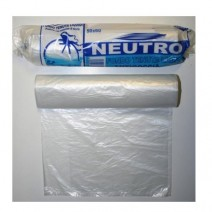 SACCO PLAST.TRASP. GR.15 - 50X60 - 500 PZ