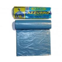 SACCO PLAST.AZZURRO GR.15 - 50X60 - 500 PZ