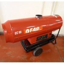 generatore aria calda a gasolio  EC 55 (usato 4121)