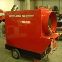 Generatore di aria calda JUMBO (USATO)