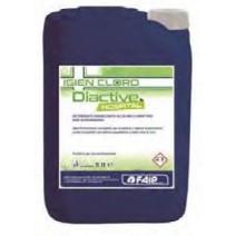 Diactive detergente alcalino sanificante IND. ALIM. - KG. 10
